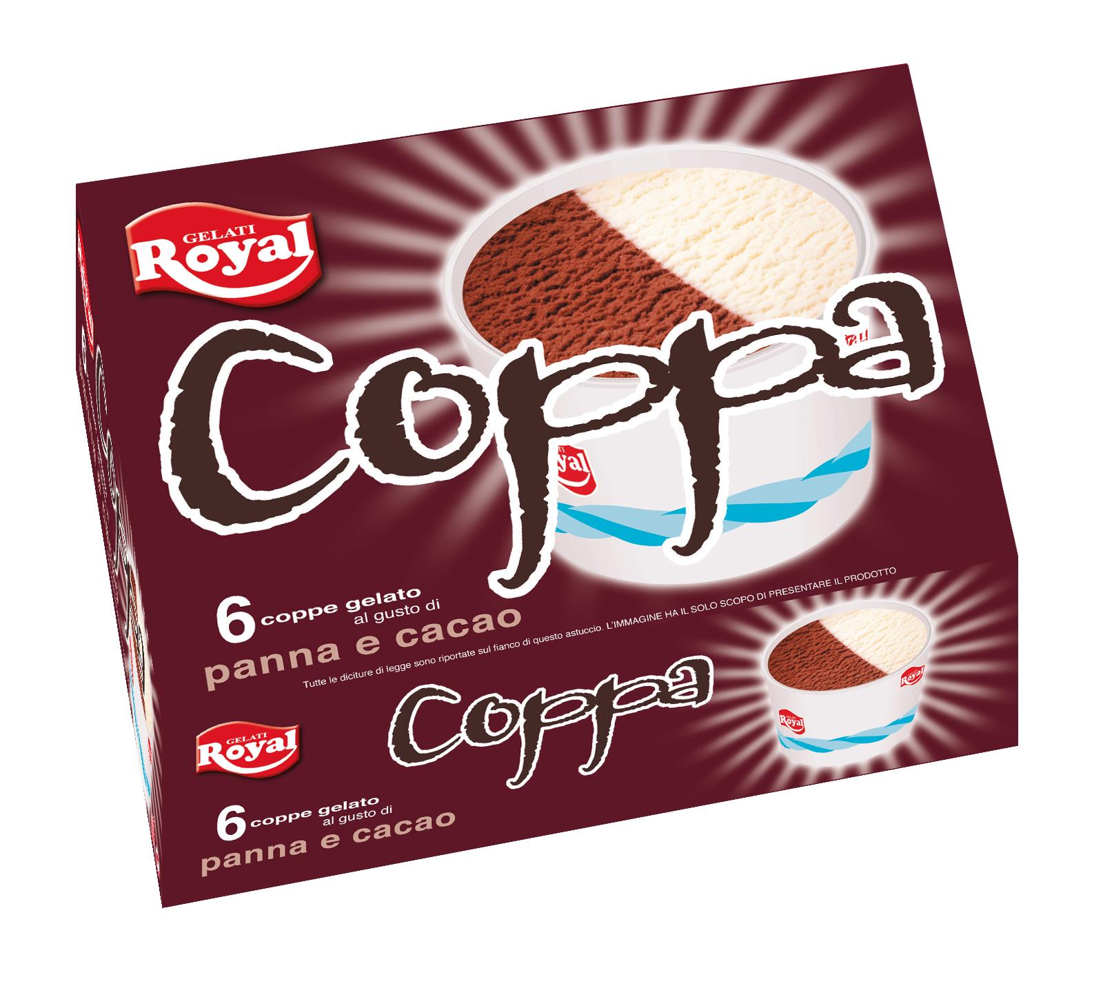 6 Coppa Panna & Cacao